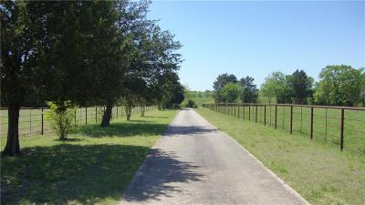 Caddo Mills Farm & Ranch Active Option Contract: 4749 County Road 2208
