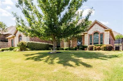 Keller Single Family Home For Sale: 1808 Kerr Court