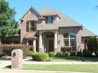 Frisco Single Family Home For Sale: 10216 Bowling Green Drive