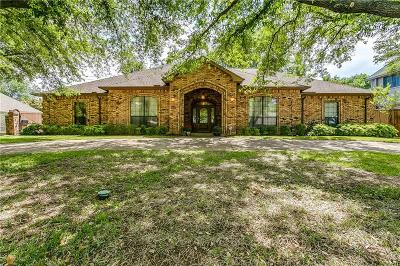 Benbrook Single Family Home For Sale: 6505 Country Day Trail