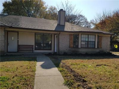 Euless Residential Lease For Lease: 120 E Denton Drive