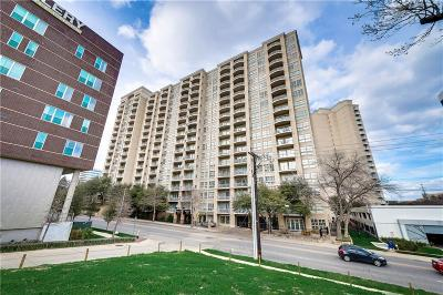 Dallas Condo For Sale: 3225 Turtle Creek Boulevard #10