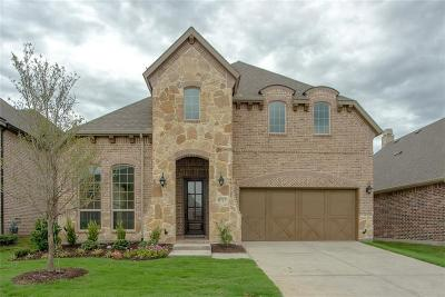 McKinney Single Family Home For Sale: 8717 Abbington Drive