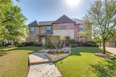 McKinney Single Family Home For Sale: 1200 Silverlake Road