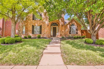 Frisco Single Family Home For Sale: 11101 Freemont Trail