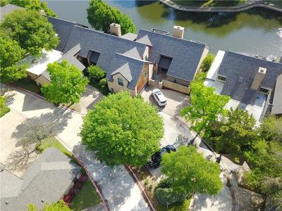 Fort Worth Townhouse For Sale: 4231 Clear Lake Circle