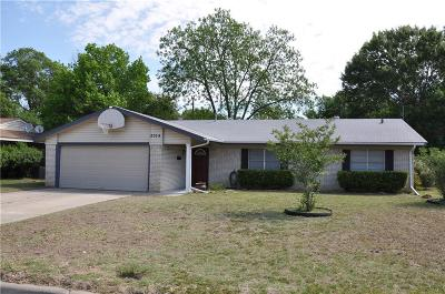 Brown County Single Family Home For Sale: 2104 10th Street