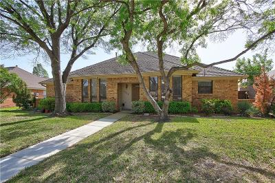 Garland Single Family Home For Sale: 2314 Club Meadow Drive