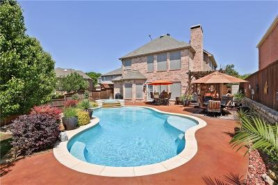 Highland Village Single Family Home For Sale: 950 Crown Court