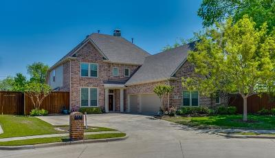Allen Single Family Home For Sale: 1208 Evangeline Way