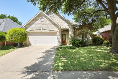 Addison Single Family Home Active Option Contract: 3891 Weller Run Court