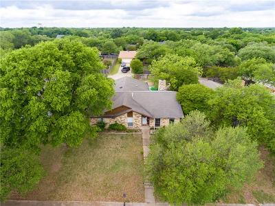Desoto Single Family Home Active Option Contract: 161 N Crestwood Boulevard