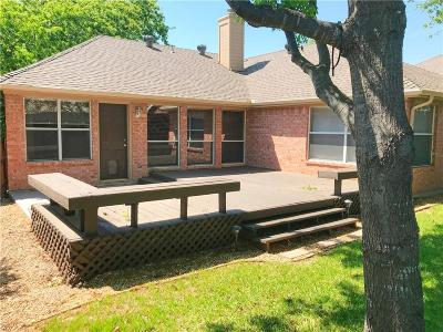 Flower Mound Residential Lease For Lease: 3900 Oak Park Drive