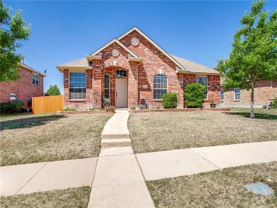 Garland Single Family Home For Sale: 4515 Grantham Drive