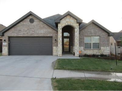 Abilene Single Family Home For Sale: 5306 Catclaw Drive