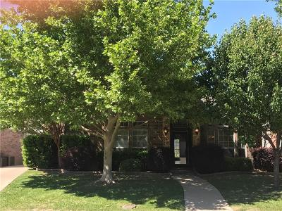Fort Worth Single Family Home For Sale: 5504 Rolling Meadows Drive