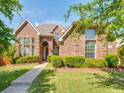 Prosper Single Family Home For Sale: 931 Bridgeport Lane