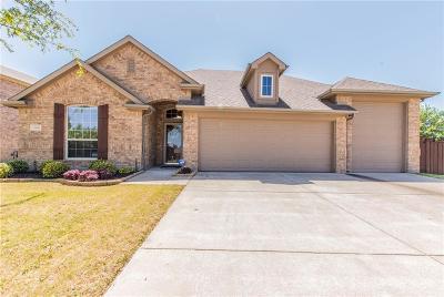 Little Elm Single Family Home For Sale: 2010 Scott Creek Drive