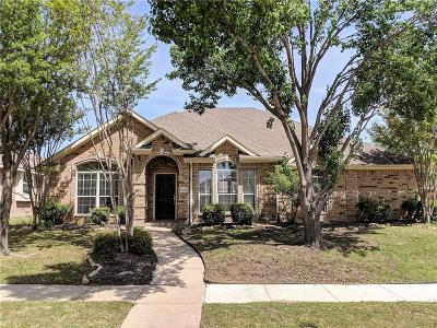 Allen TX Single Family Home For Sale: $369,900