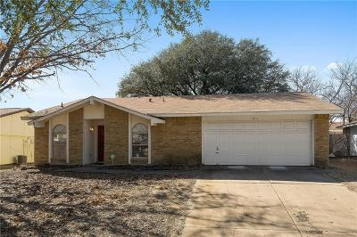 Plano TX Single Family Home Active Contingent: $199,900