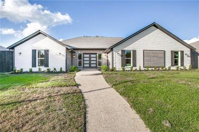 Dallas Single Family Home For Sale: 16919 Park Hill Drive