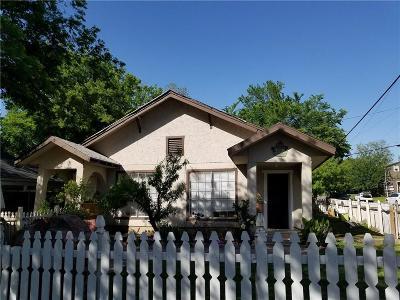 Dallas Single Family Home For Sale: 522 S Glasgow Drive