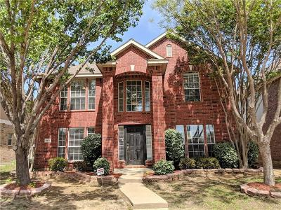 McKinney Single Family Home For Sale: 5112 Evergreen Drive