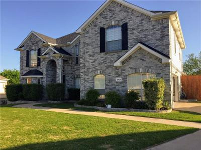 Single Family Home For Sale: 9701 Indian Court