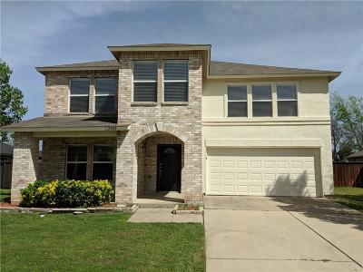 Frisco TX Single Family Home For Sale: $325,000