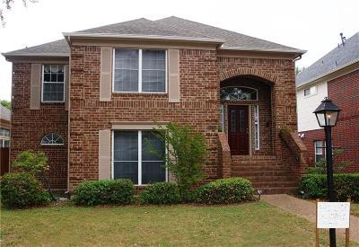 Dallas Single Family Home For Sale: 6331 Cupertino Trail