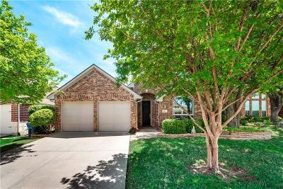 Single Family Home Active Option Contract: 8011 Vista Creek Lane