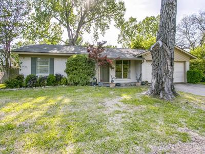 Dallas Single Family Home For Sale: 7039 Bucknell Drive