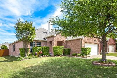 McKinney Single Family Home For Sale: 6508 Courtyards Drive