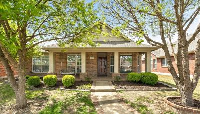 Allen TX Single Family Home For Sale: $275,000
