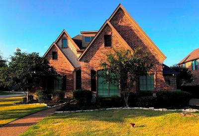 Rockwall Single Family Home For Sale: 700 Wind Song Lane