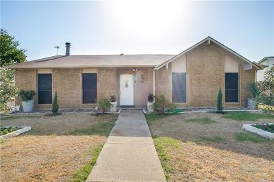 Plano Single Family Home For Sale: 3912 Dickens Drive