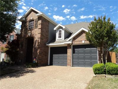 Mckinney Single Family Home For Sale: 805 Brookwater Drive