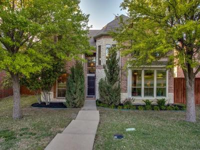 Frisco Single Family Home For Sale: 8682 Fisher Drive