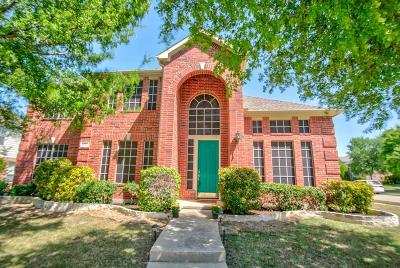 Plano Single Family Home For Sale: 8200 Sand Ridge Drive
