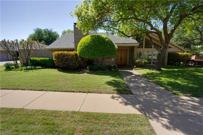 Plano  Residential Lease For Lease: 2405 Bridge View Lane