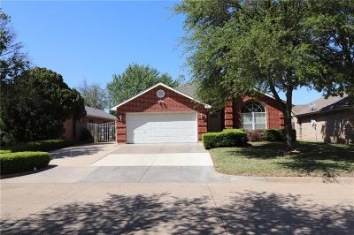 Fort Worth Single Family Home For Sale: 3928 Marsh Lane