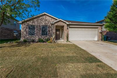 Sherman Single Family Home For Sale: 1408 Teal