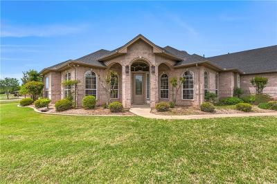Granbury Single Family Home For Sale: 6000 Justine Court