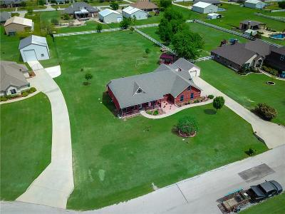Saginaw Single Family Home For Sale: 2740 Purple Sage Court