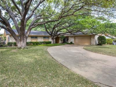 Fort Worth Single Family Home For Sale: 4308 Westlake Drive