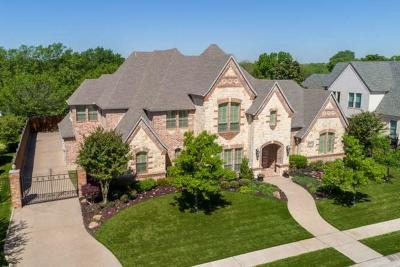 Colleyville Single Family Home For Sale: 5900 Chestnut Bend