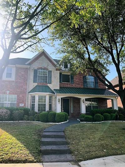 Lewisville Single Family Home For Sale: 1009 Avalon Drive