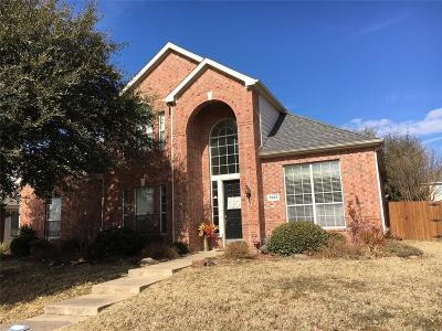 Plano Single Family Home For Sale: 3625 Mason Drive