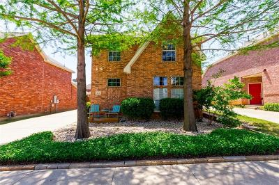 Euless Single Family Home Active Option Contract: 112 Constitution Drive