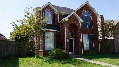 Rowlett Single Family Home For Sale: 6817 Hominy Ridge